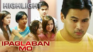 Ronald faces the charges filed against him | Ipaglaban Mo