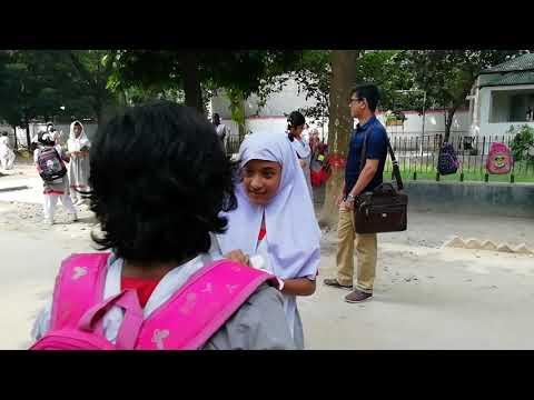 Motijheel govt girls high school.. Shefa school 19.10.19