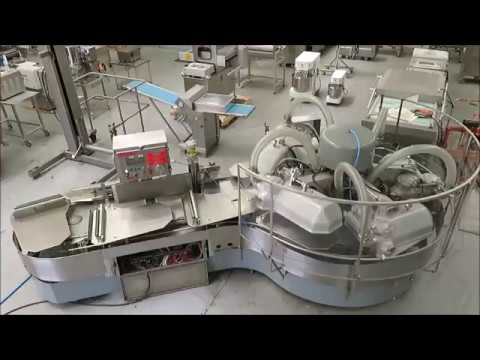 Cryovac Old Rivers 8300 Rotary Vacuum Packaging Machine
