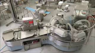 Cryovac Old Rivers 8300 Rotary Vacuum Packaging Machine - Fully reconditioned
