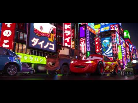 Group 3 Post Production Cars 2 Trailer