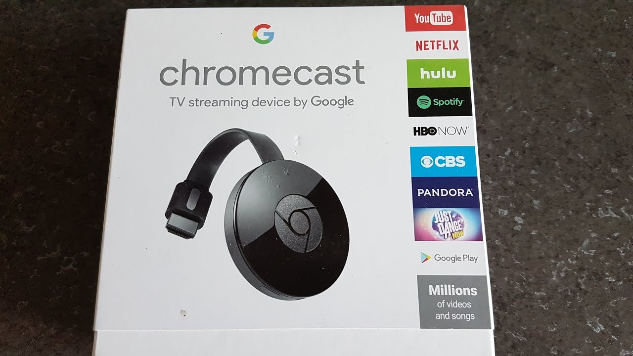 Chromecast Ultra Test
