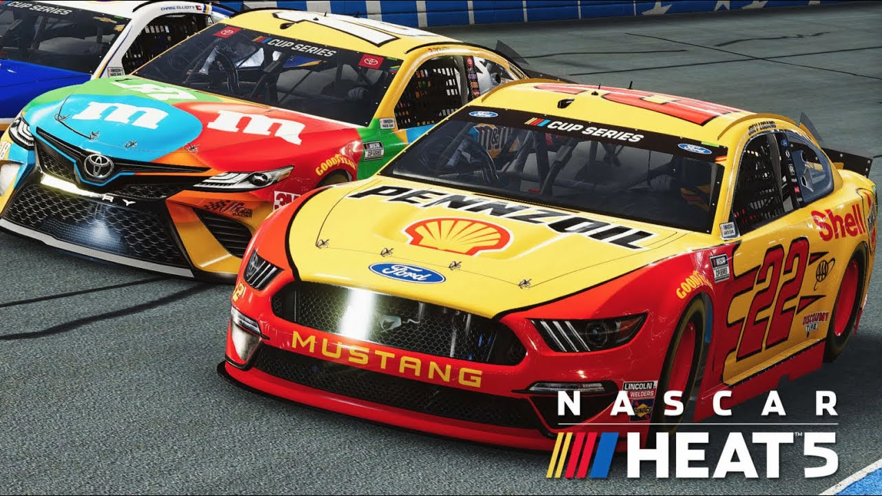 NASCAR Heat 5 | Announcement Trailer – YouTube