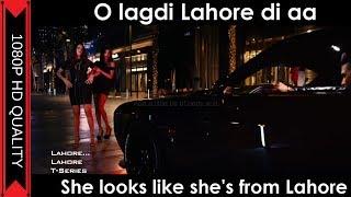 Guru Randhawa Lahore (Punjabi & English Translation Lyrics VIDEO Song)  | 1080P HD