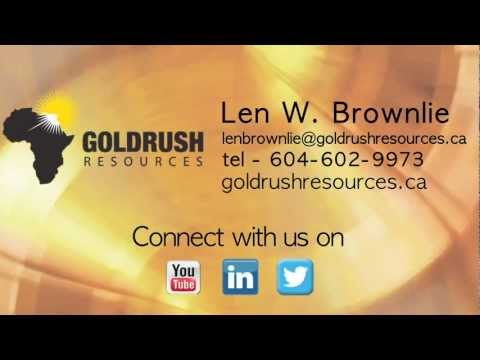 Goldrush geo team   gold mining in burkina faso
