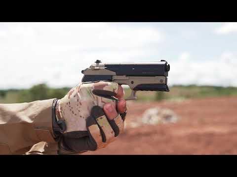 Pistola Gamo PT-80 Desert Attack | Pavei Brasil