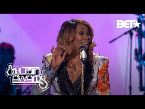 Yolanda Adams Is The True Lady Of Soul Performing A Medley Of Her Top Hits | Soul Train Awards '19