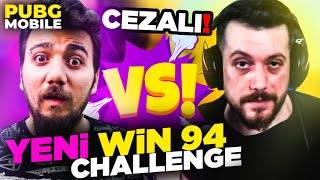 APOLLO vs EGOİST PATİ! YENİ WİN 94 CHALLENGE! PUBG Mobile Youtuber Savaşları