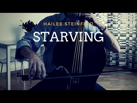 Hailee Steinfeld - Starving For Cello And Piano (COVER)