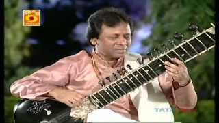 Ustad Shahid Parvez Khan - Raag Bhopali - ( Sitar And Tabla ) - by roothmens