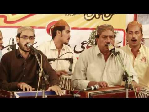 Allah Hoo || Ghulam Shabbir Sabri || Urs-e-Refaie 2016
