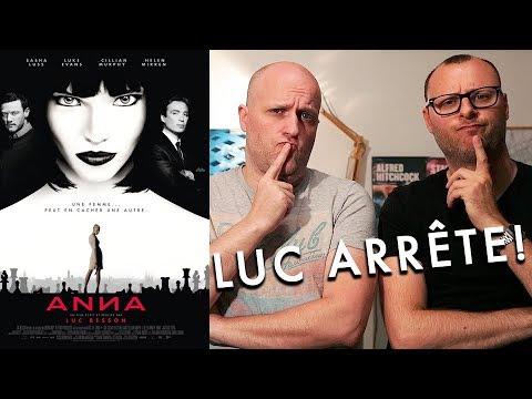 ANNA - Critique ! Le Disque Rayé De Luc Besson