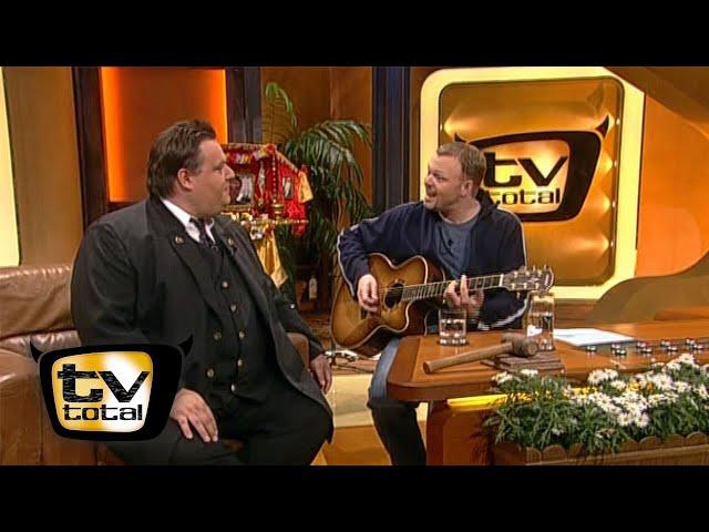 Bingo-Bär Michael Thürnau & Raab singen Volksmusik - TV total