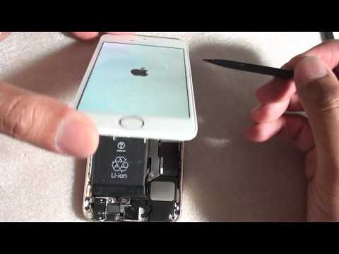 Iphone 5s How To Fix Reboot Problem After Screen Replacement