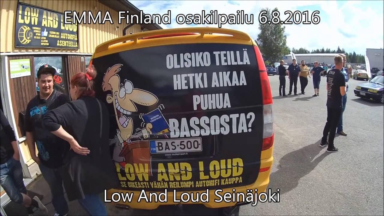 Low And Loud Seinäjoki