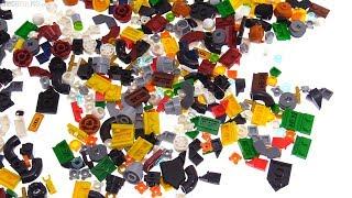 LEGO Bricks & Pieces parts haul