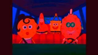 SpongeBob SquarePants   Road Trip Song --but screaming