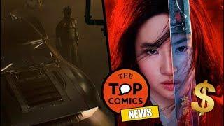 Nuevo Batmobile I ¿Cancelada Comic Con? Situación actual haría perder a Hollwyood millones