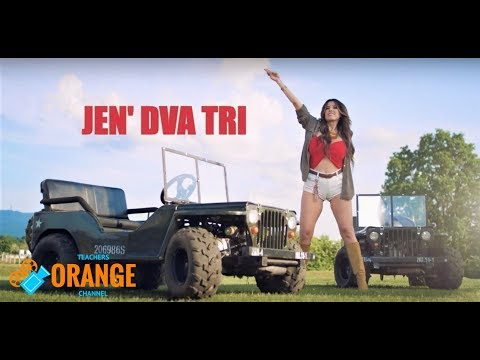Nives Celzijus feat. Ante M - JE'N, DVA, TRI... (Official Music Video)