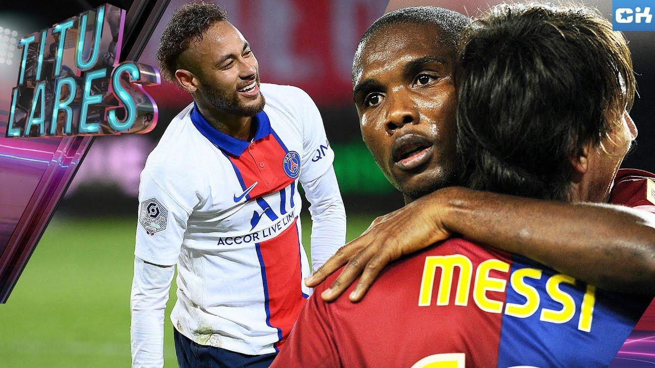 "ACUERDO de paz BARÇA-NEYMAR | ""Yo no jugué con MESSI, él jugó conmigo"" | VARANE irá al UNITED"