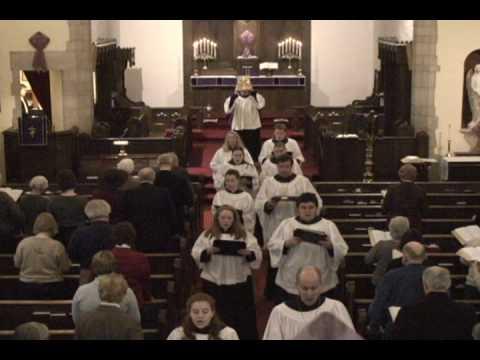 Hymn 473 - Lift High the Cross - Trinity Episcopal Church - Fredonia, NY
