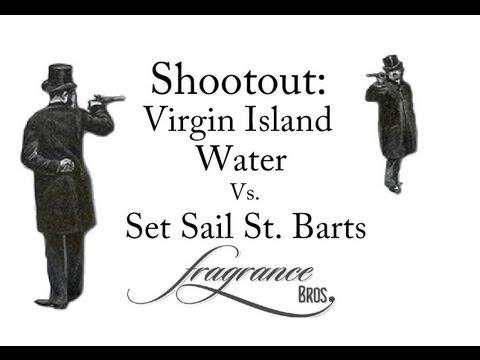 Shootout: Virgin Island Water vs. Set Sail St. Barts