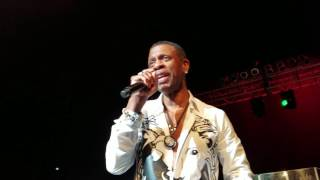 Keith Sweat - Twisted - Live