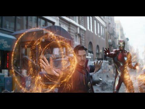 Avengers Infinity War 2018 720p BluRay Hindi