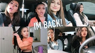 One of KoleensLife's most viewed videos: IM BACK! A Week in My Life: More Car Jams, Shopping ♡