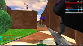 AtrixPx | A RCE (Random Clip Edit) | Triple kill in Roblox