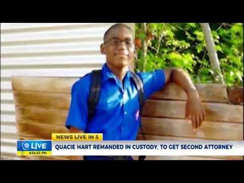 JC schoolboy's killer remanded in custody