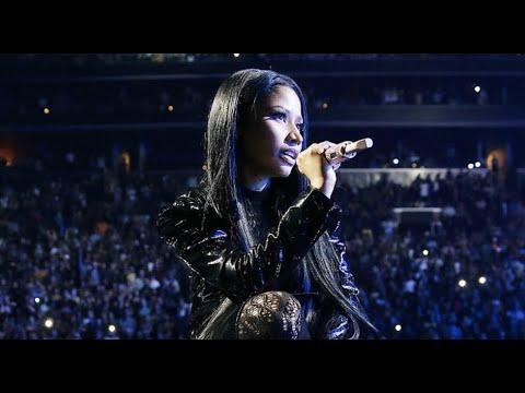 "Nicki Minaj ""The Pinkprint Freestyle"" Tidal 10x15"