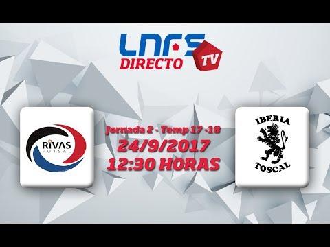 Rivas Futsal – Tenerife Iberia Toscal