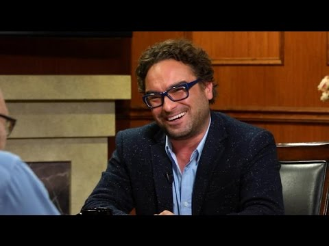 Johnny Galecki chats with Larry about the possibility of returning for more 'Big Bang Theory' fun