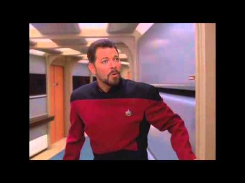 Star Trek: The Next Generation, Season 7  Gag Reel