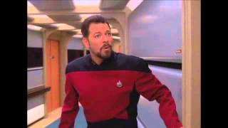 Star Trek: The Next Generation, Season 7 - Gag Reel