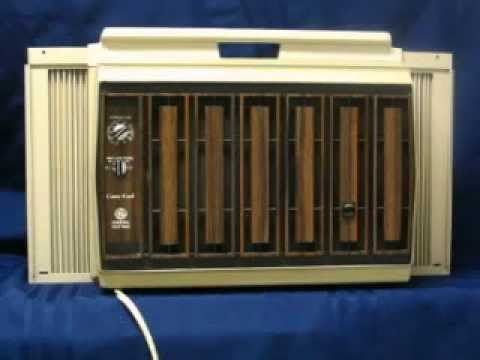 Ge Carry Cool Air Conditioner New Model Youtube