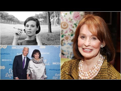 Gloria Vanderbilt: Short Biography, Net Worth & Career Highlights