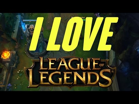 I Love League Of Legends from YouTube · Duration:  5 minutes 19 seconds