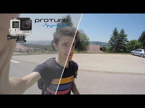 C'est quoi du Flat ? - GoPro Mode Protune