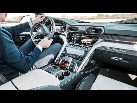 NEW 2018 Lamborghini Urus - Fastest SUV Perhaps!!