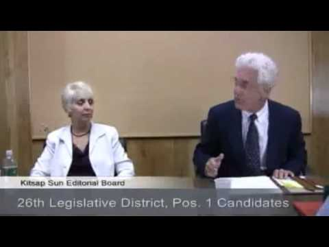 State Legislative candidates for District 26, Position 2