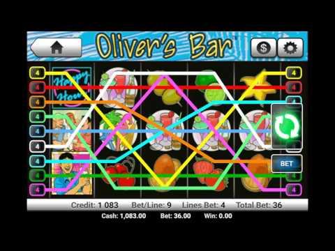игровой аппарат оливер