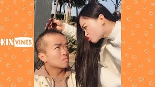 Funny videos 2019 ✦ Funny pranks try not to laugh challenge P59