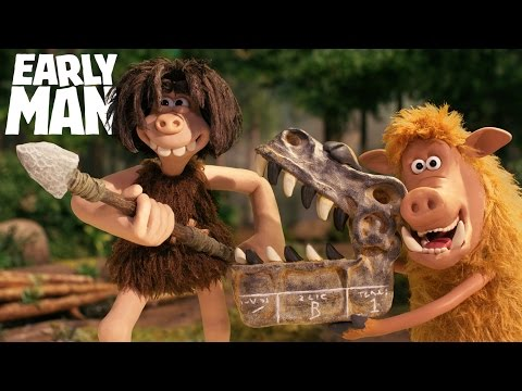 Early Man is in Production!