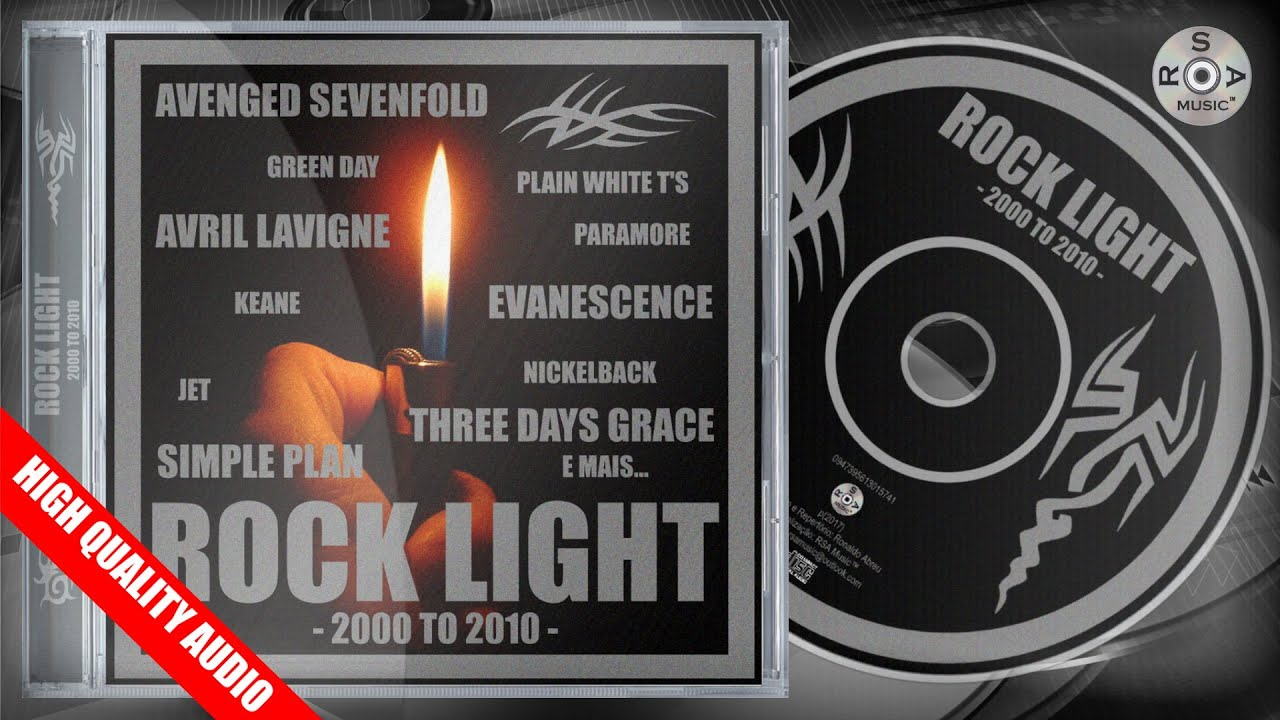 Download ROCK LIGHT 2000 TO 2010 - CD Completo Oficial RSA Music