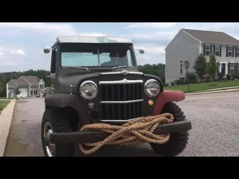 54 jeep solex carburetor diagram willys pick up carburetor adjustment youtube  willys pick up carburetor adjustment