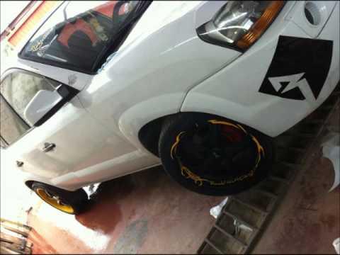 Hyundai Tucson Tuning .. lo pepa IDBL tuning club Guayaquil Ecuador