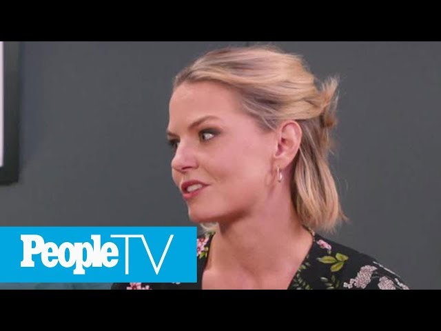 Jennifer Morrison On Returning For Once Series Finale | PeopleTV | Entertainment Weekly