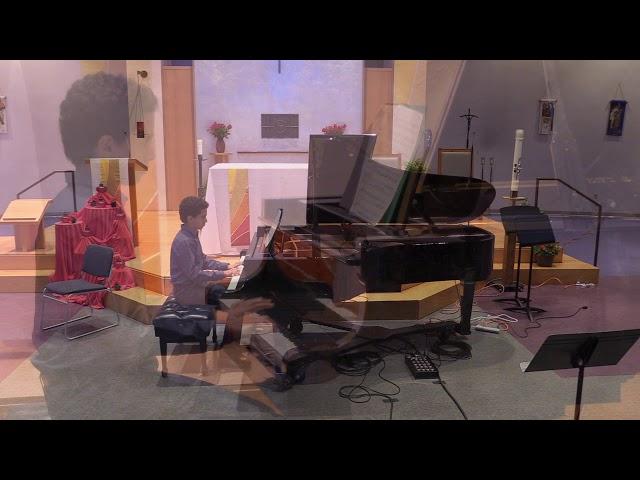 26 Mozart, Ah vous dirai-je maman: Thema, Var 1 & 5